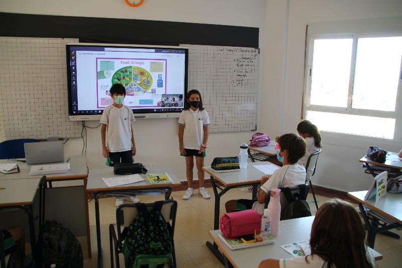 Los colegios ELIS de Murcia y Alicante se unen al Global Be Well Day de Cognita Schools
