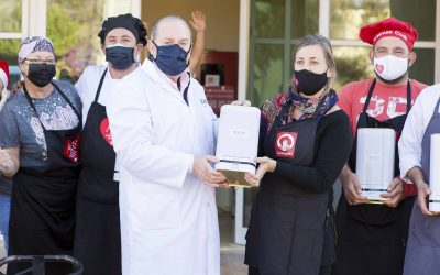 SELMA Olive Oil hace entrega de 300 litros de AOVE para Alicante Gastronómica Solidaria