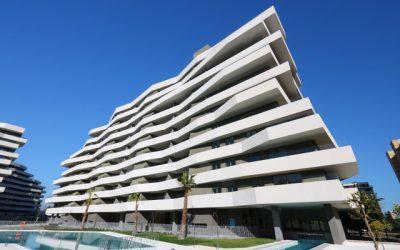 El PAU 5 de la playa de San Juan se consolida con la entrega de las primeras 86 viviendas de la promoción Azara de AEDAS Homes