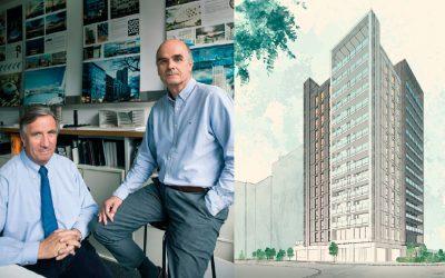 AEDAS Homes comienza la construcción de Bolzano, su torre de viviendas de 15 plantas en Valencia