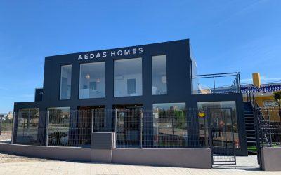 AEDAS Homes impulsa el nuevo sector Nou Nazareth en Sant Joan d'Alacant con la apertura de una innovadora y sostenible oficina de ventas