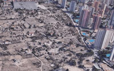 El plan 'Ensanche Levante' de Benidorm se ajusta a la legalidad urbanística, según señalan los técnicos municipales tras resolver las alegaciones presentadas