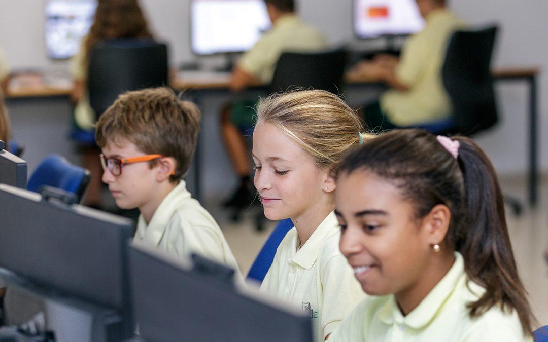 El colegio ELIS Villamartín enseña a sus alumnos a detectar bulos en internet y protegerse de ataques cibernéticos