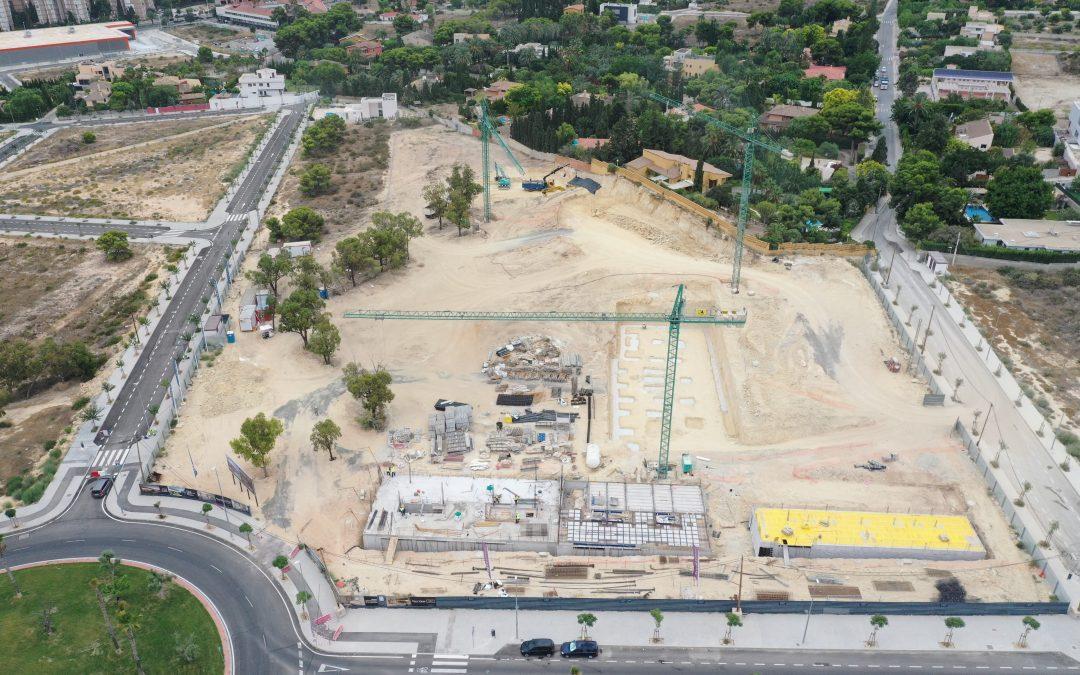 AEDAS Homes hace historia en Alicante: comienza a construir la primera promoción en el sector Vistahermosa Norte, Mara Views
